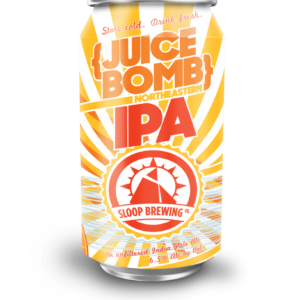Sloop - Juice Bomb IPA 12oz Can 24pk Case