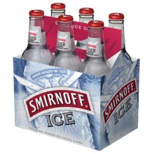 Smirnoff - Ice (Most Flavors) 12oz Bottle 24pk Case