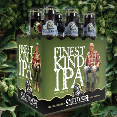 Smuttynose - Finestkind IPA 12oz Bottle 24pk Case