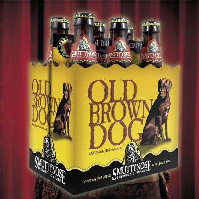 Smuttynose - Old Brown Dog Ale 12oz Bottle 24pk Case