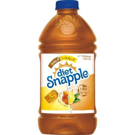 Snapple - Diet Half & Half 64oz Plastic Bottle Case