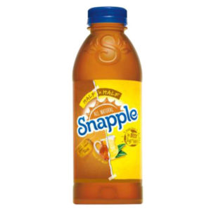 Snapple - Half & Half 20oz Plastic Bottle Case