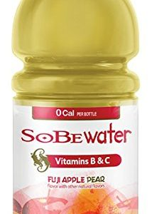 Sobe Water - Fuji Apple Pear 20oz Bottle Case - 12 Pack