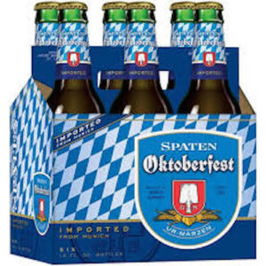 Spaten - Oktoberfest 12oz Bottle 24pk Case