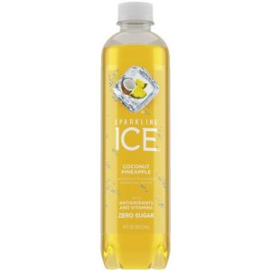 Sparkling Ice - Coconut Pineapple 17oz Bottle Case - 12 Pack