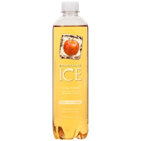 Sparkling Ice - Crisp Apple 17oz Bottle Case - 12 Pack