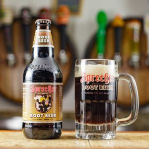 Sprecher - Root Beer 16oz Bottle Case