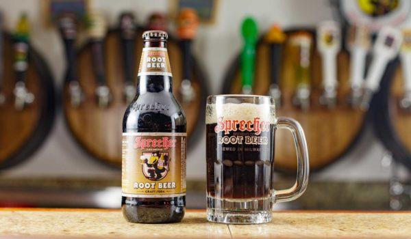 Sprecher - Root Beer 16oz Bottle Case