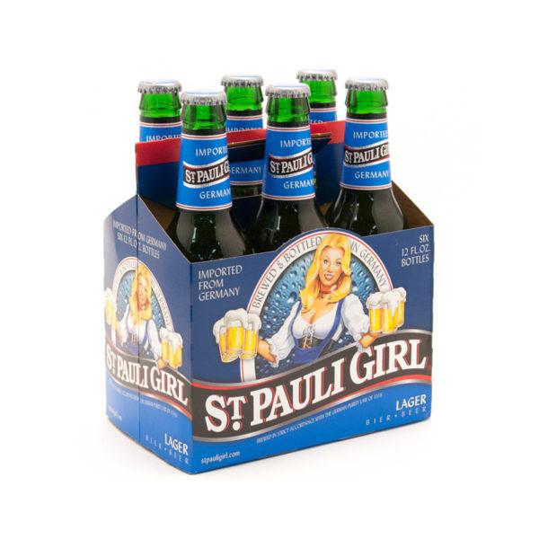 St. Pauli Girl - Lager 12oz Bottle 24pk Case