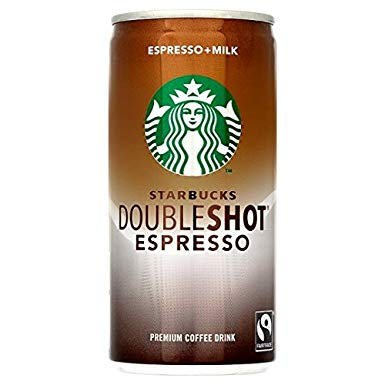 Starbucks - Double Shot Espresso 15oz Can Case
