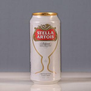 Stella Artois - Lager 14.9oz Can 24pk Case