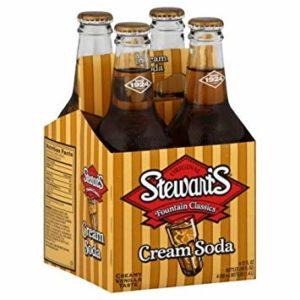 Stewart's - Cream 12oz Bottle Case