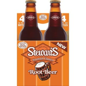 Stewart's - Root Beer 12 oz Bottle 24pk Case