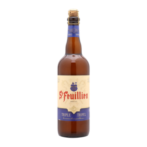 St. Feuillien - Tripel 750ml (25.3oz) Bottle 24pk Case
