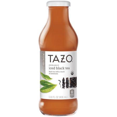 Tazo - Black Tea 13.8oz Bottle Case