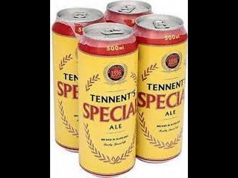 Tennent's - Ale 16.9oz Pub Can 24pk Case