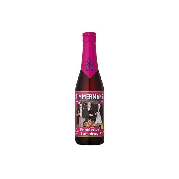 Timmermans - Raspberry Lambic 330ml (11.2oz) Bottle 24pk Case