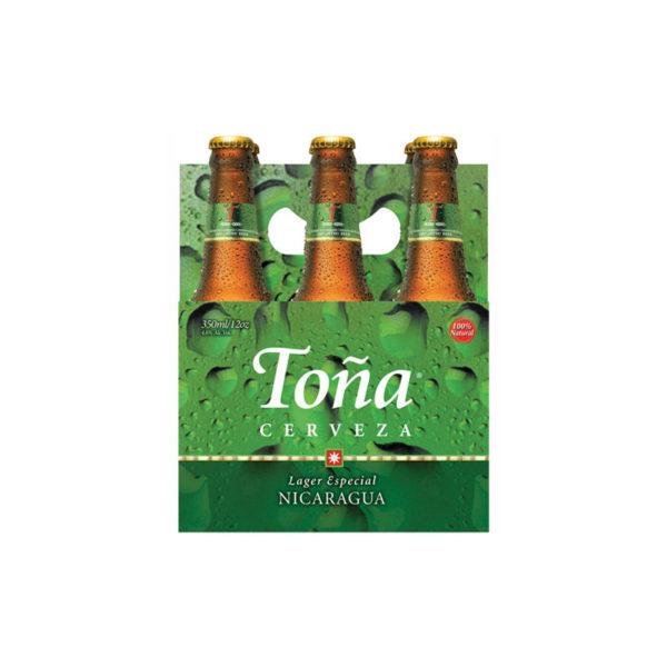 Tona - Lager 12oz Bottle 24pk Case