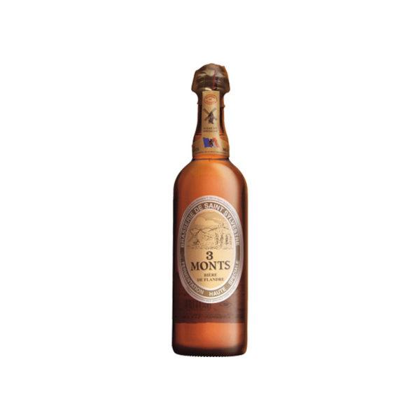 Trois Monts - 750ml (25.3oz) Bottle 24pk Case