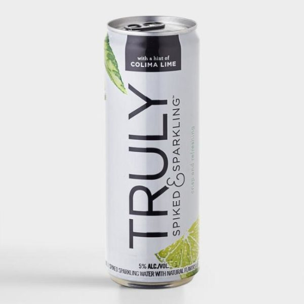 Truly - Spiked & Sparkling Water Colima Lime 12oz Can Case
