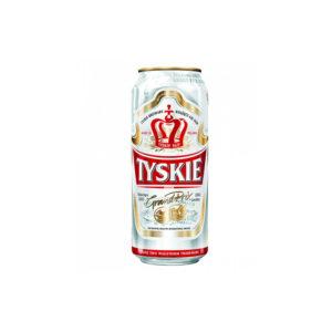 Tyskie - Pilsner 16oz Can 24pk Case