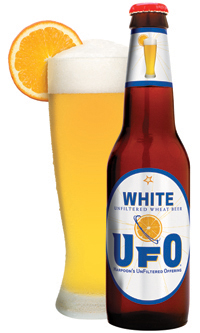 Harpoon - UFO White 12oz Bottle 24pk Case