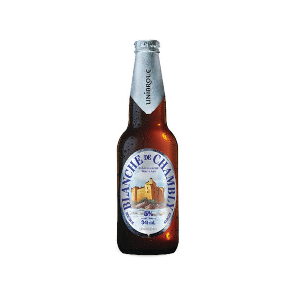 Unibroue - Blanche De Chambly 330ml (11.2oz) Bottle 24pk Case
