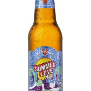Victory - Summer Love Golden Ale 12oz Bottle 24pk Case