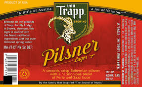 Von Trapp - Pilsner 12oz Can 24pk Case