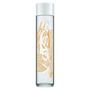 Voss - Sparkling Tangerine Lemongrass 375ml (12.6oz) Glass Bottle Case - 24 Pack