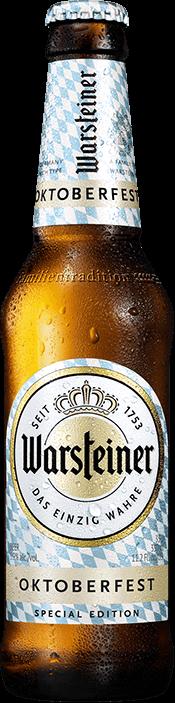 Warsteiner - Oktoberfest 11.2oz (330ml) Bottle 24pk Case