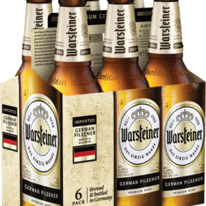Warsteiner - Pilsner 330ml (11.2oz) Bottle 24pk Case