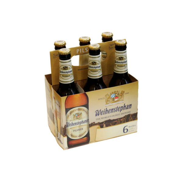 Weihenstephaner - Pilsner 330ml (11.2oz) Bottle 24pk Case