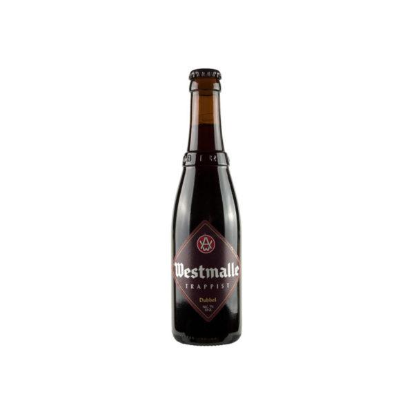 Westmalle - Dubbel 330ml (11.2oz) Bottle 24pk Case
