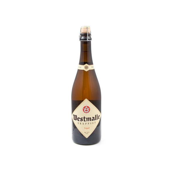Westmalle - Tripel 750ml (25oz) Bottle 24pk Case