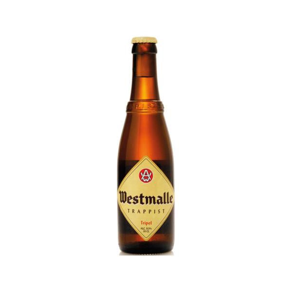 Westmalle - Tripel 330ml (11.2oz) Bottle 24pk Case