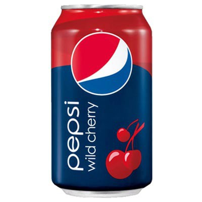 Pepsi - Wild Cherry 12oz Can Case