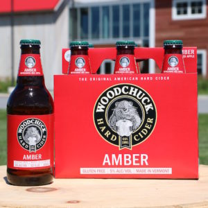 Woodchuck - Amber 12oz Bottle Case