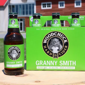 Woodchuck - Granny Smith 12oz Bottle Case