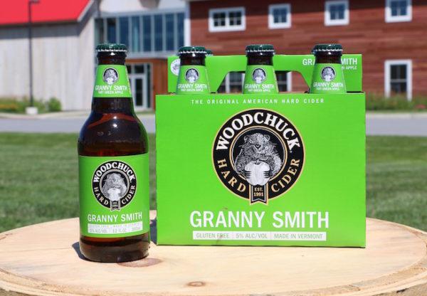 Woodchuck - Granny Smith 12oz Bottle Case