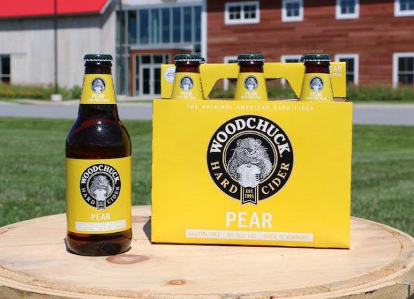 Woodchuck - Pear 12oz Bottle Case