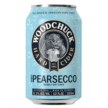 Woodchuck - Pearsecco Hard Cider 12oz Can Case