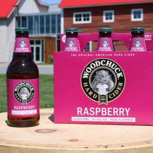 Woodchuck - Raspberry Hard Cider 12oz Bottle Case