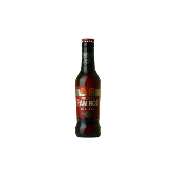 Young's - Ram Rod Pale Ale 500ml (16.9oz) Bottle 24pk Case