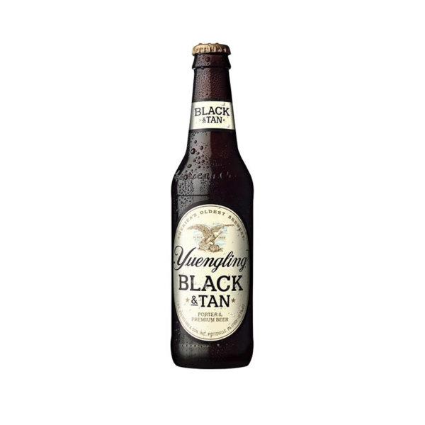 Yuengling - Black & Tan 12oz Bottle 24pk Case