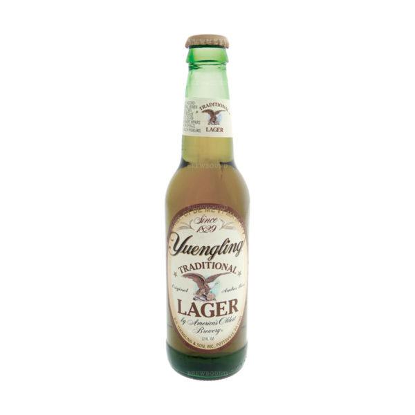 Yuengling - Lager 12oz Bottle 24pk Case