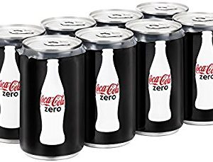 Coke - Zero 7.5oz Mini Can Case