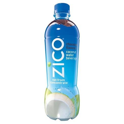 Zico - Coconut Water 16oz Plastic Bottle Case - 12 Pack
