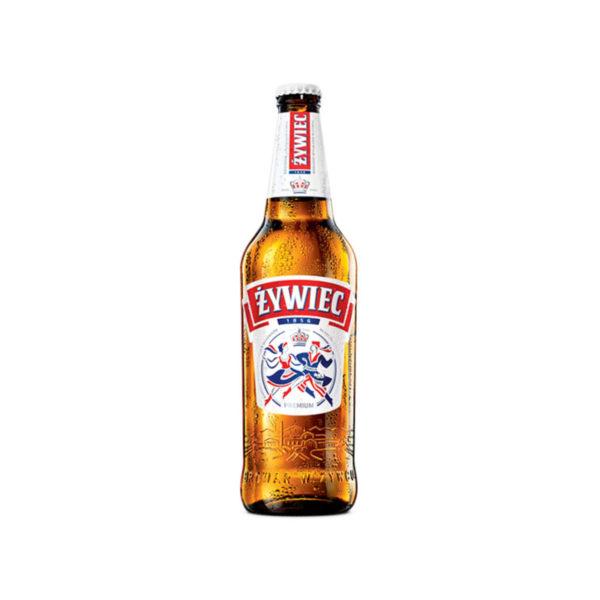 Zywiec - Lager 12oz Bottle 24pk Case